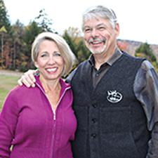 Maggie and Dan Lort